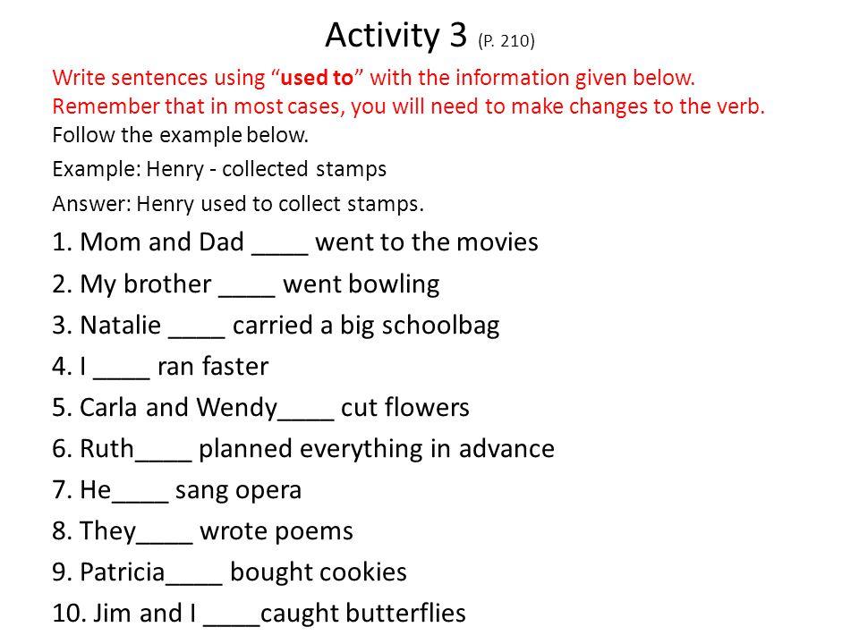 Activity 2 (P.