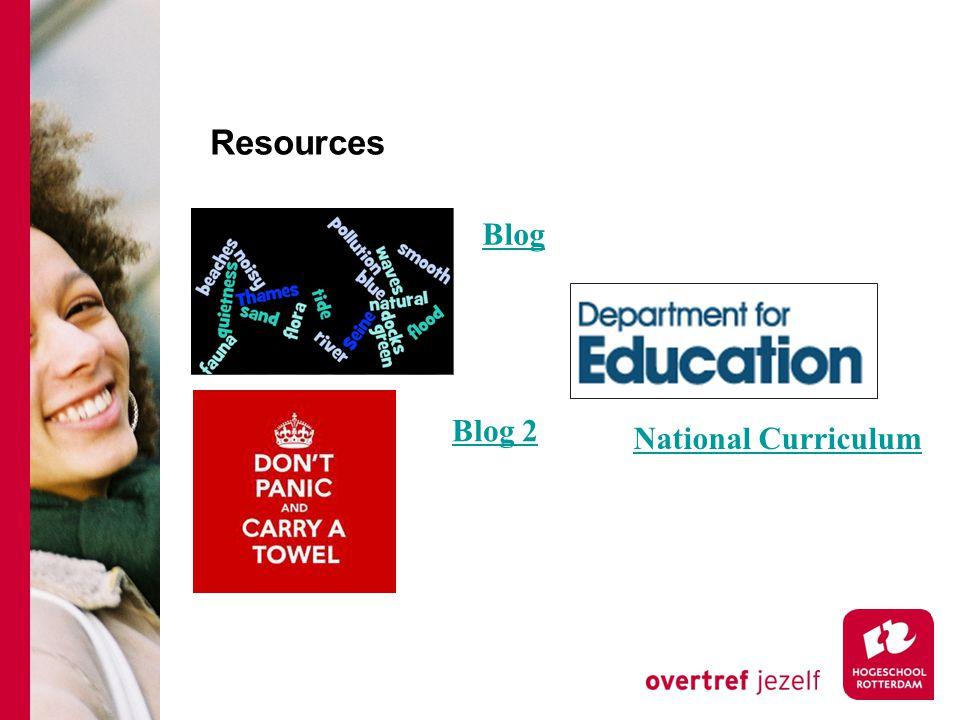 Resources Blog Blog 2 National Curriculum