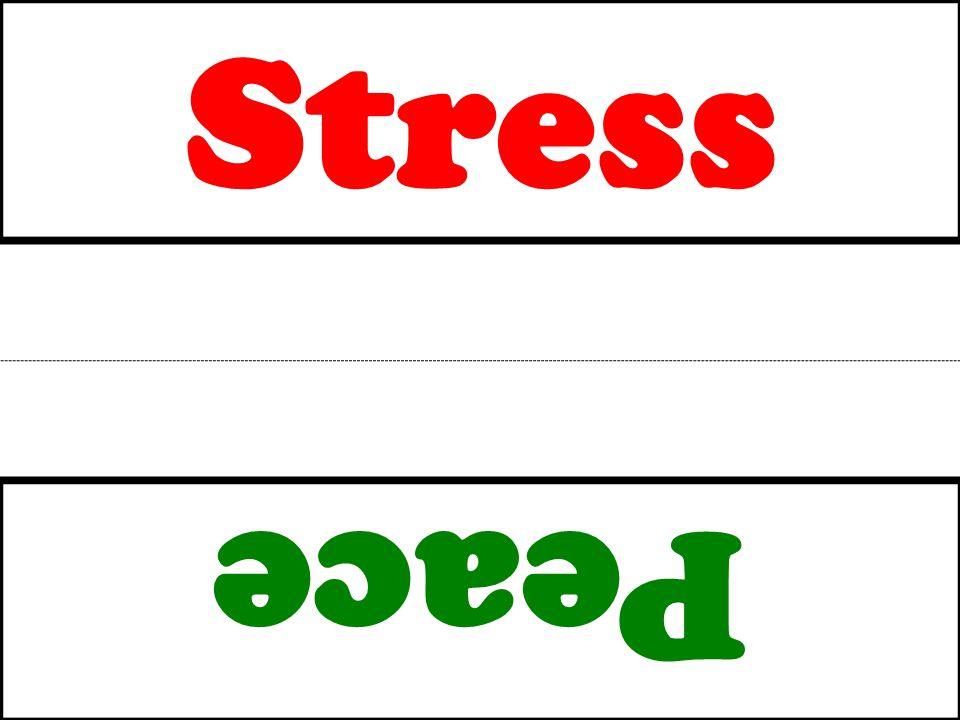 Stress Peace