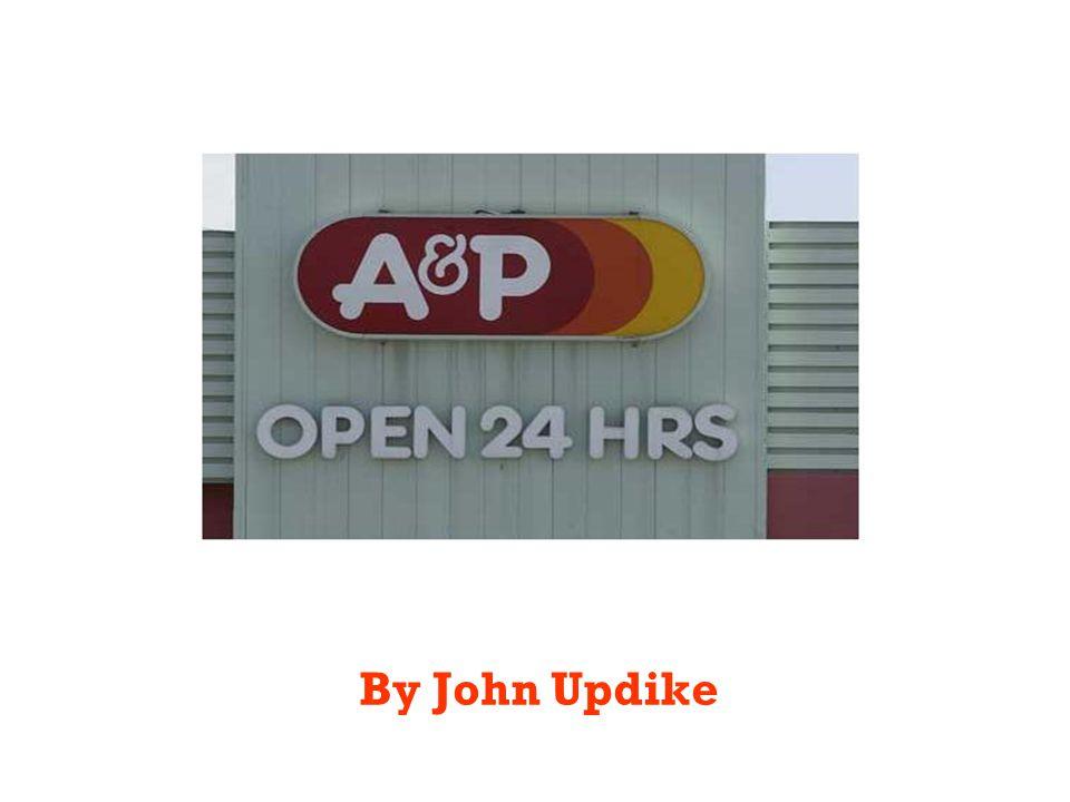 By John Updike