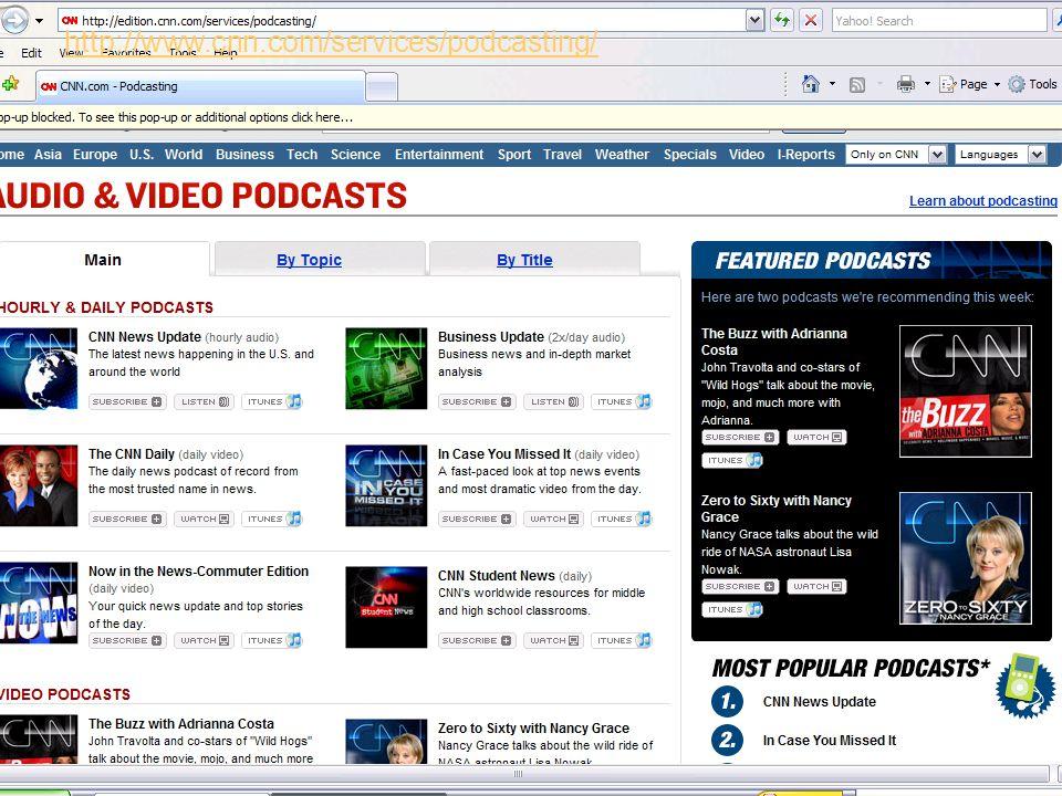 http://www.cnn.com/services/podcasting/