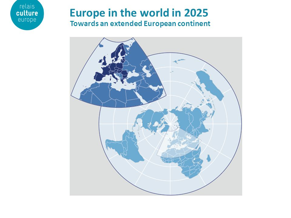 Europe in the world in 2025 A regional Euro-Mediterranean space