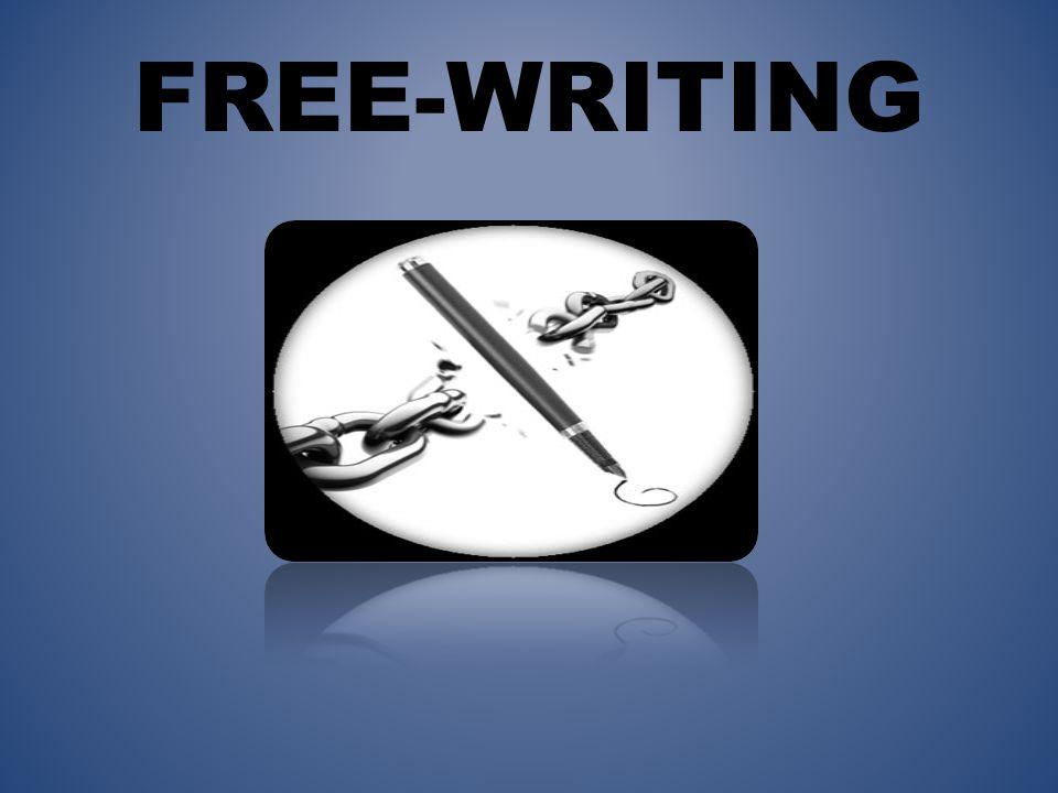 FREE-WRITING