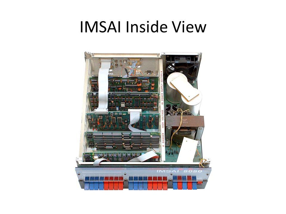 IMSAI Inside View