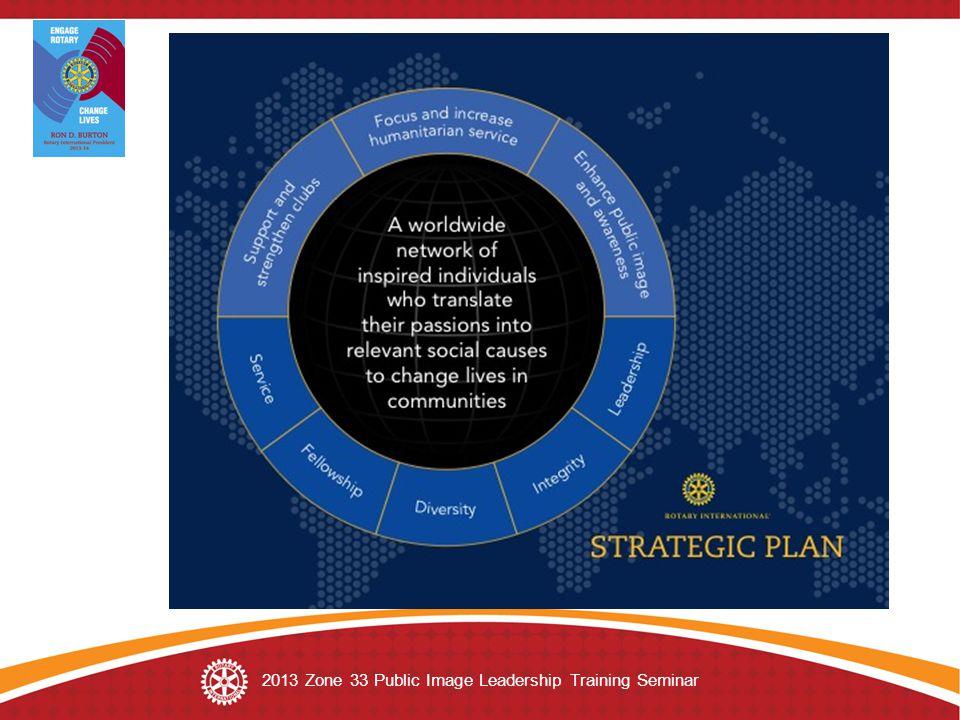 2013 Zone 33 Public Image Leadership Training Seminar ServiceFellowshipDiversityIntegrityLeadership