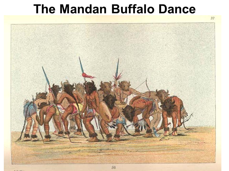 The Mandan Buffalo Dance