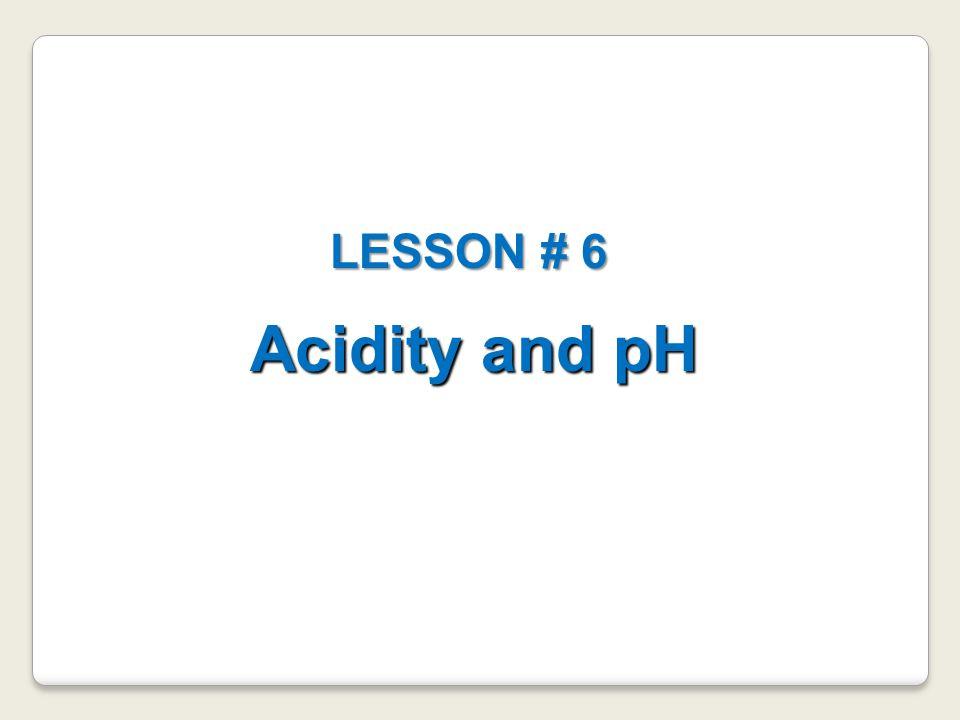 - e - e - e - e - e - e - e - e - e - e Na Chloride ion (Cl ) - Sodium ion (Na ) + + 11 + 17 - e - e - e - e - e - e - e - e - e - e - e - e - e - e - e - e - e Cl e - Sodium Chloride pH