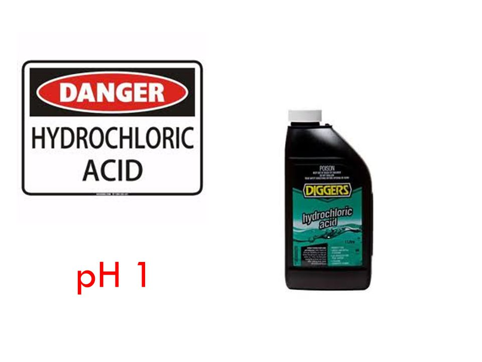 Soapy water pH 12