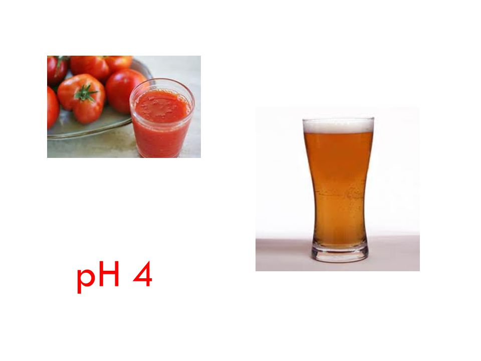 Weak & Strong pH Measures the concentration of H + available in water.