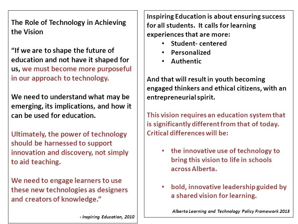 The Impact of Digital Technology on Learning: A Summary for the Education Endowment Foundation Steven Higgins, ZhiMin Xiao and Maria Katsipataki, School of Education, Durham University, 2012 Summarized 48 meta-analyses of the learning benefits of technology for students 5 - 18 years, 1990 – 2010 There is no doubt that technology engages and motivates young people.