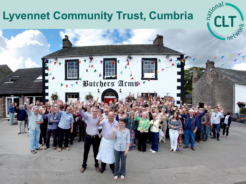 Lyvennet Community Trust, Cumbria