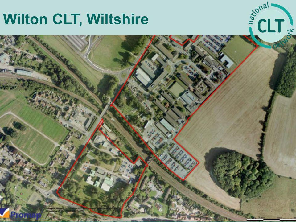 Wilton CLT, Wiltshire
