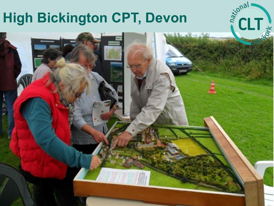 High Bickington CPT, Devon