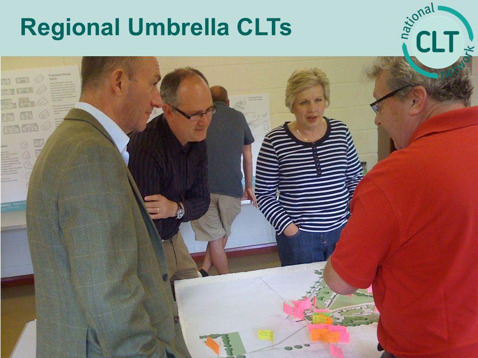 Regional Umbrella CLTs