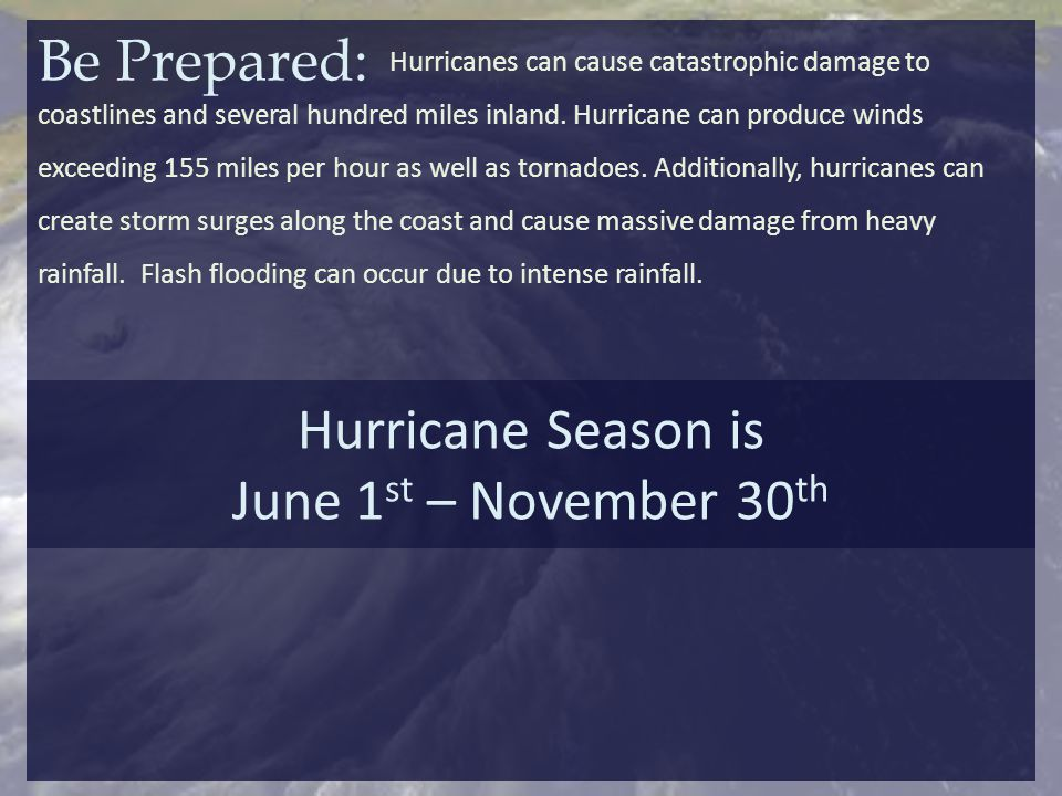 Pregnant women and families with small children need to take additional precautions during hurricane season.