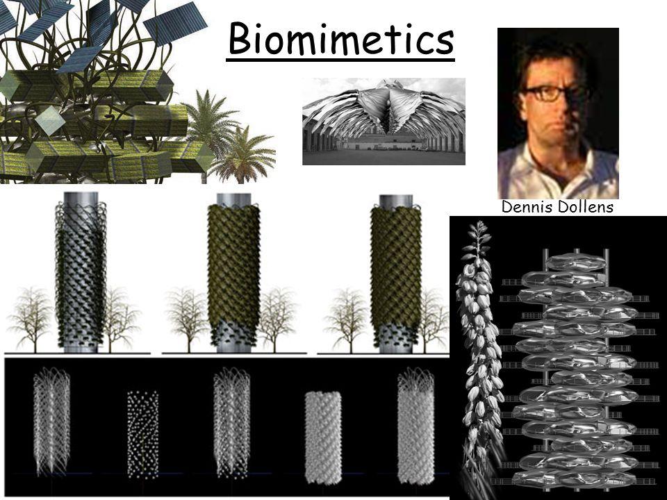 Biomimetics Dennis Dollens