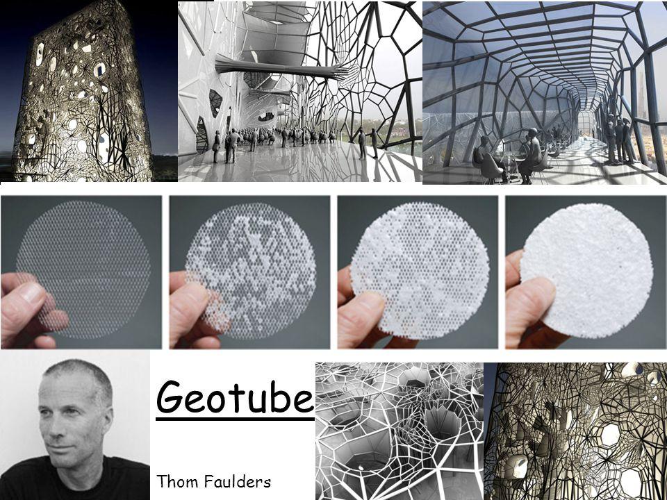 Geotube Thom Faulders