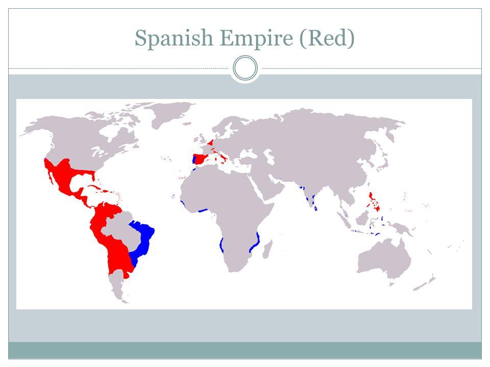 Spanish Empire (Red)