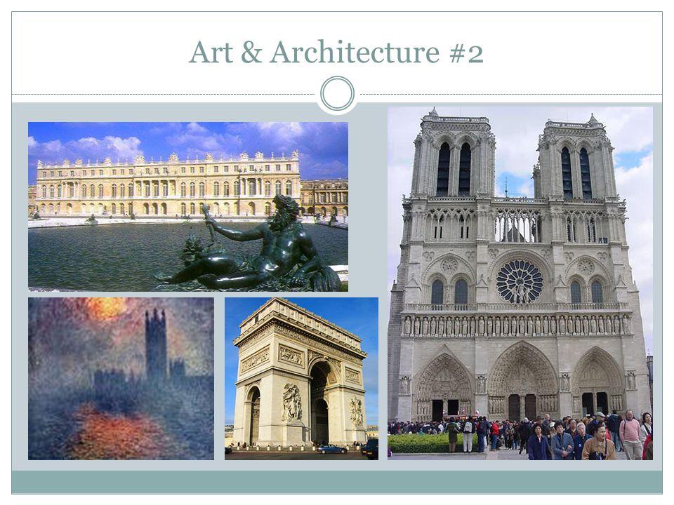 Art & Architecture #2