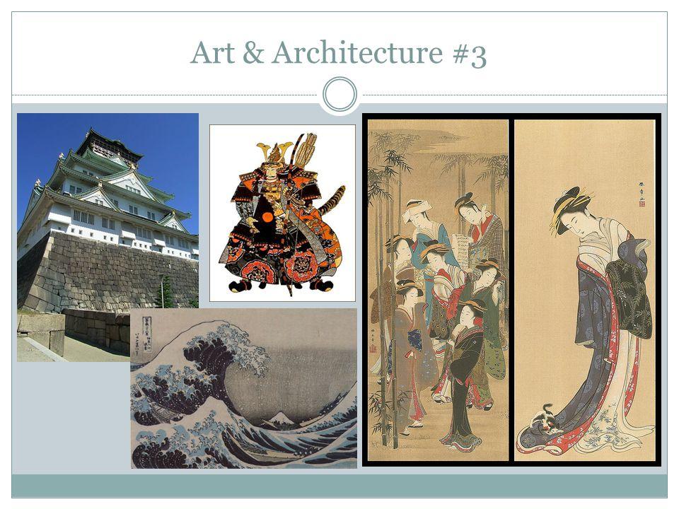Art & Architecture #3