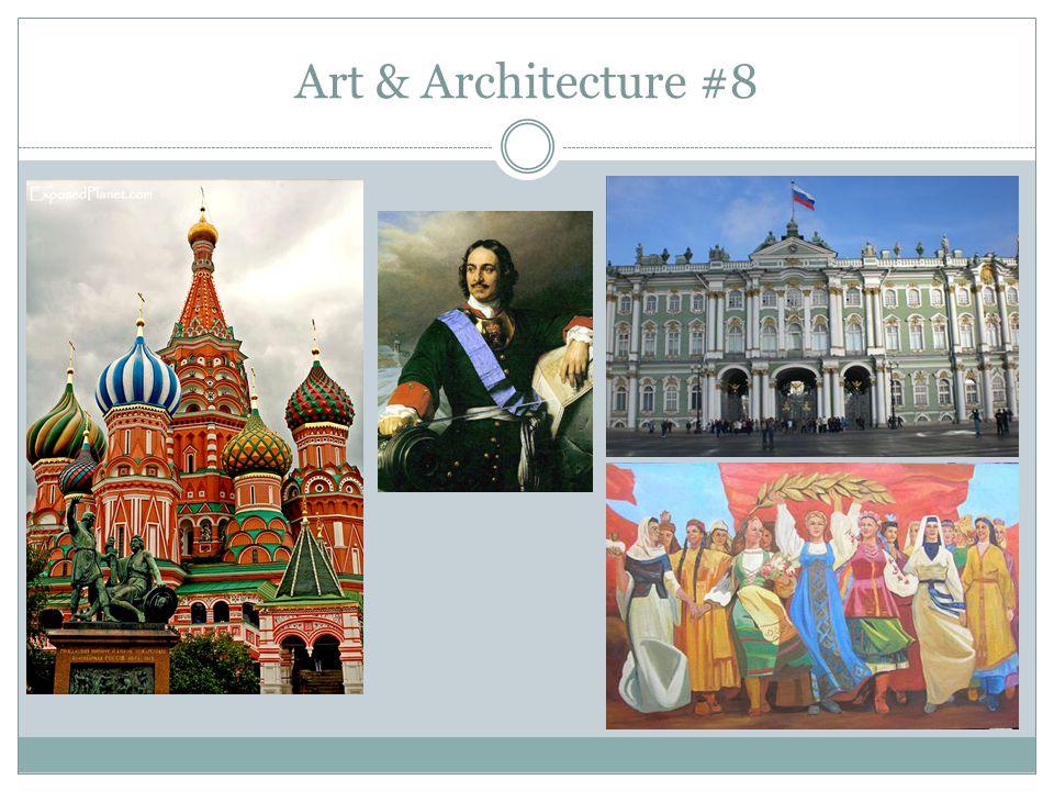Art & Architecture #8