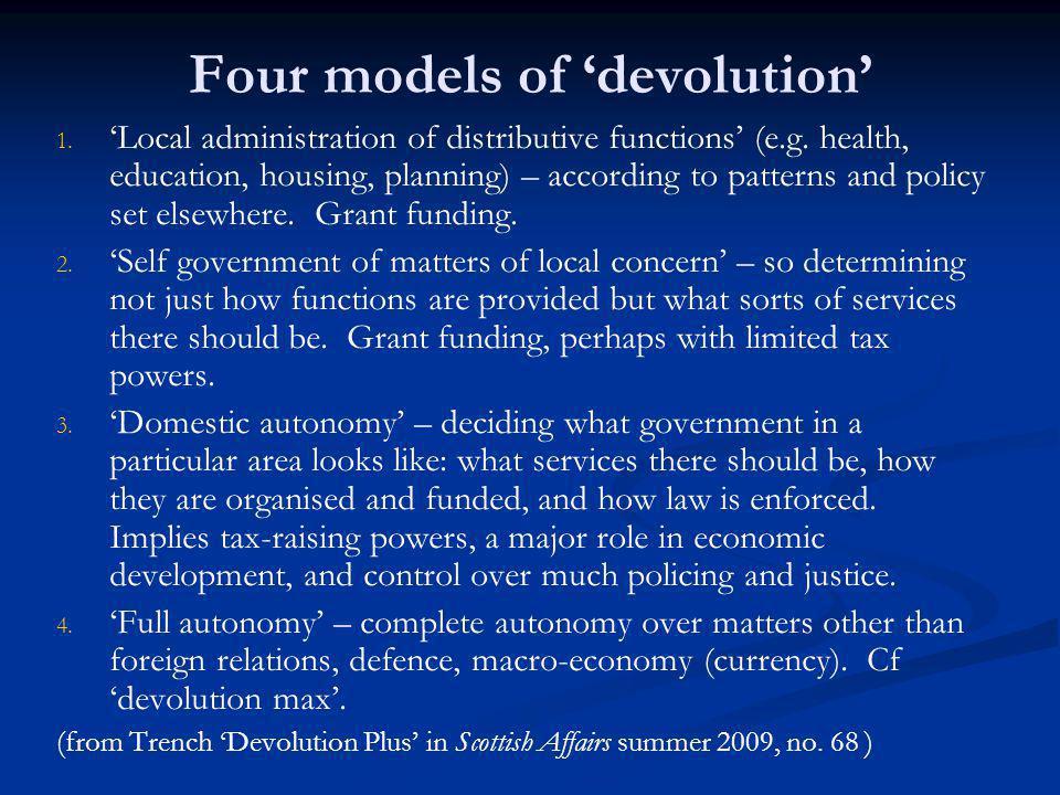 Read more on the 'Devolution Matters' blog http://devolutionmatters.wordpress.com/