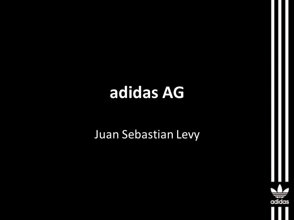 adidas AG Juan Sebastian Levy