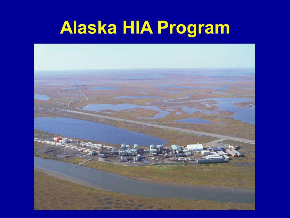 Alaska HIA Program