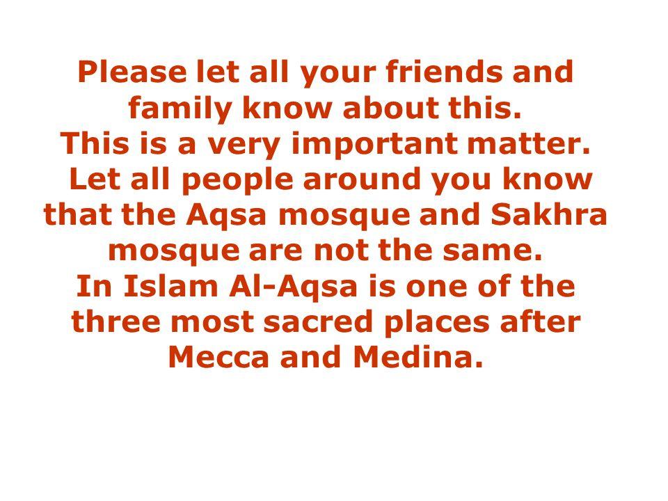 Please email this or copy it on floppy and distribute it to all Muslims you know. Assalamu Alaykum wa Rahmatu Allah wa Barakatuh Bismi Allah Arrahman