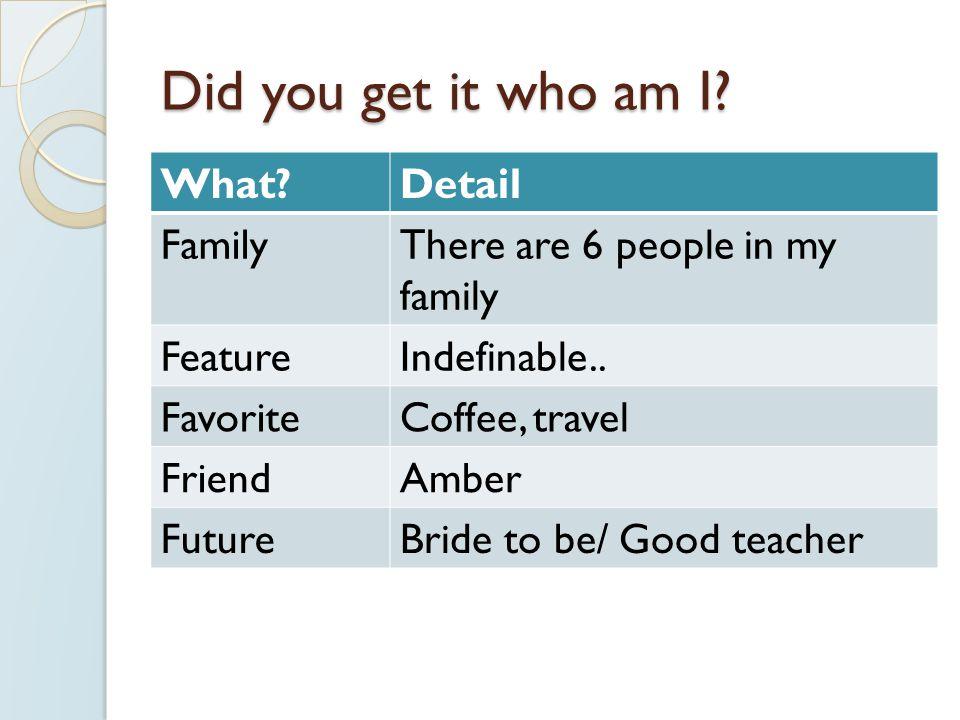 5. My Future Be a good teacher!!