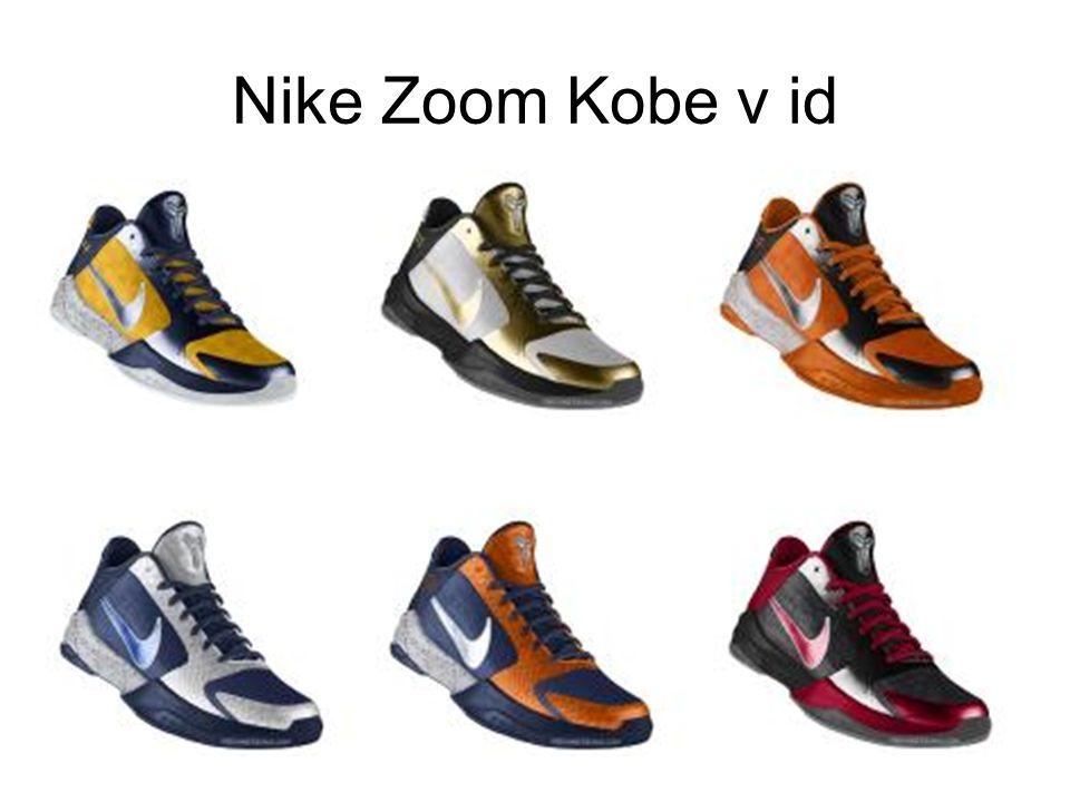Nike Zoom Kobe v id