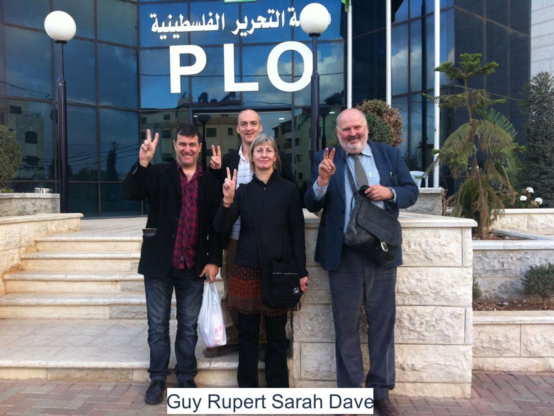 Riad Arar Defence for Children International, PUSWP, Hebron Branch
