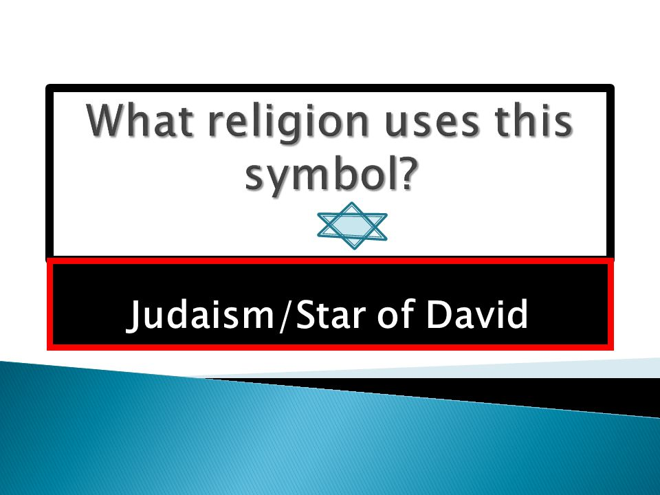 Judaism/Star of David