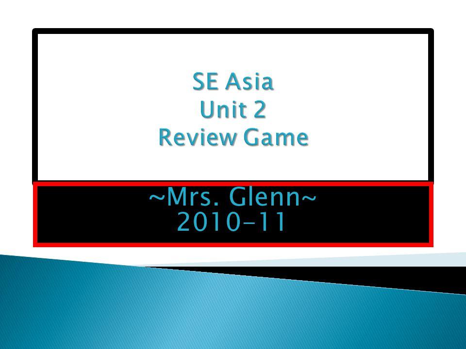 ~ Mrs. Glenn~ 2010-11