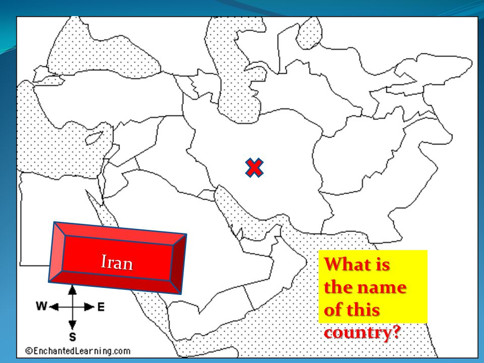 What is the name of this country? Iran