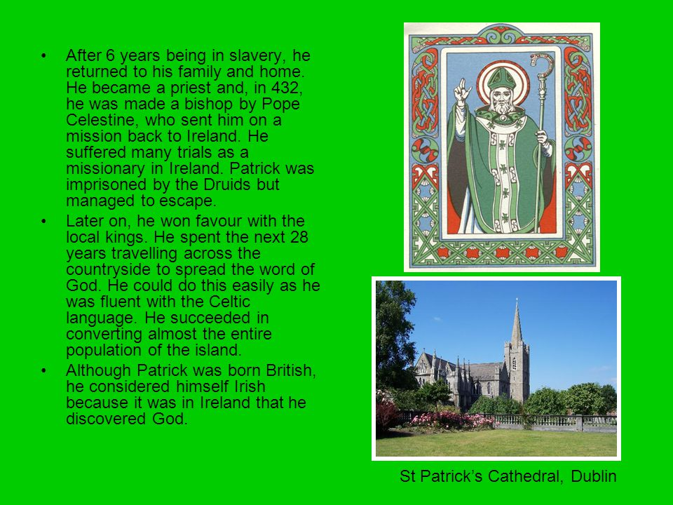 Happy St Patrick s Day! Let's paint this year the school green on the happiest day it has ever seen