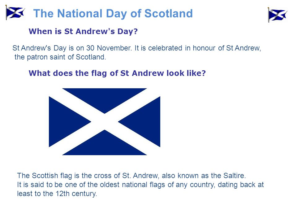 Scotland is also famous for....