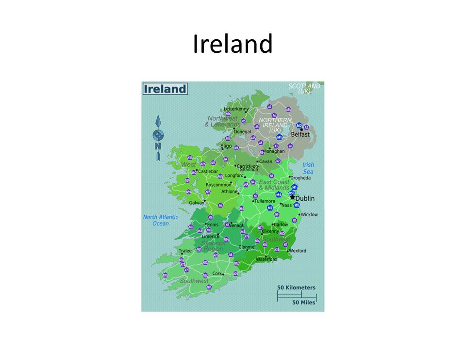 Ancient Castle in Ireland