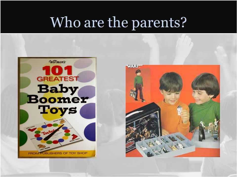 Who are the parents?