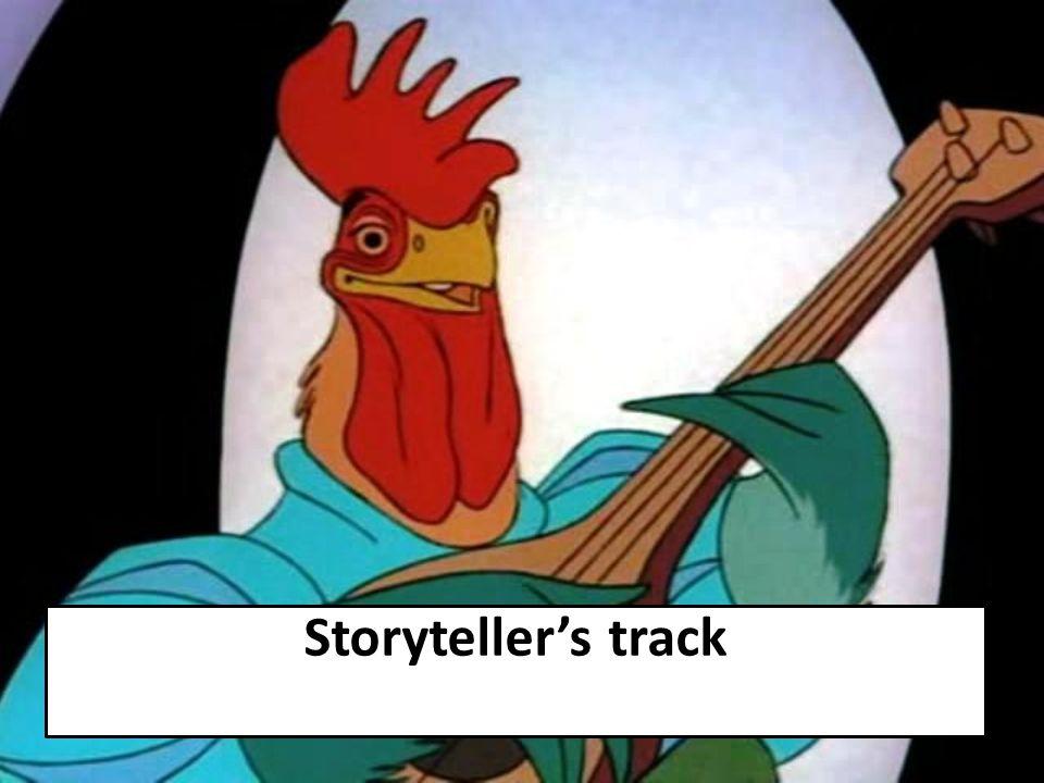 Storyteller's track