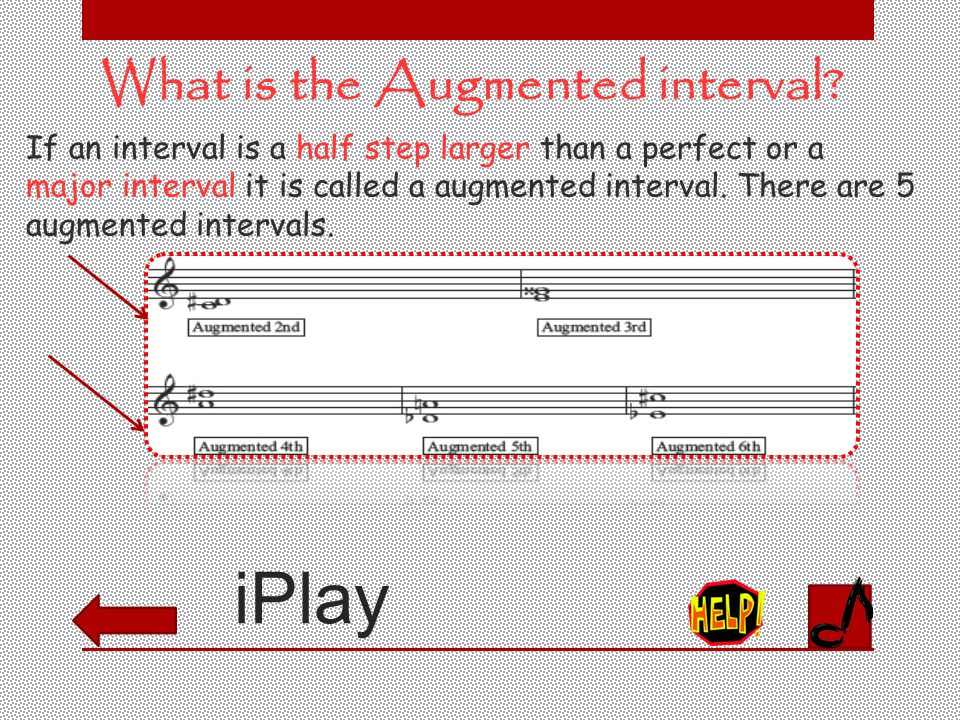 iPlay What is the Perfect Interval The P represents perfect in the interval and expresses the quality of the interval.