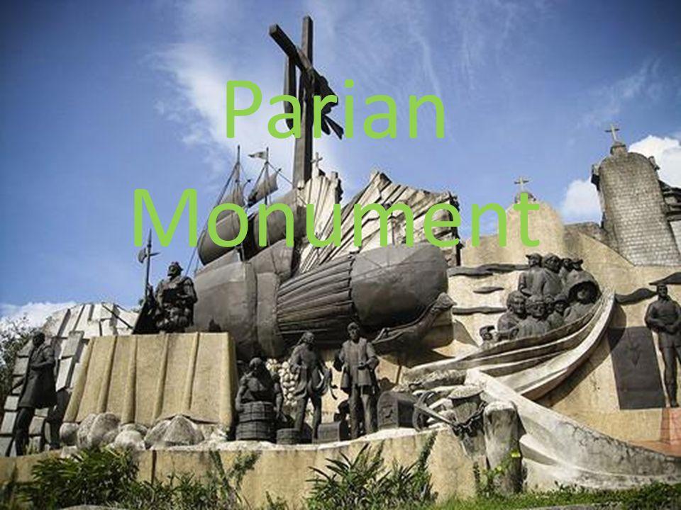 Parian Monument