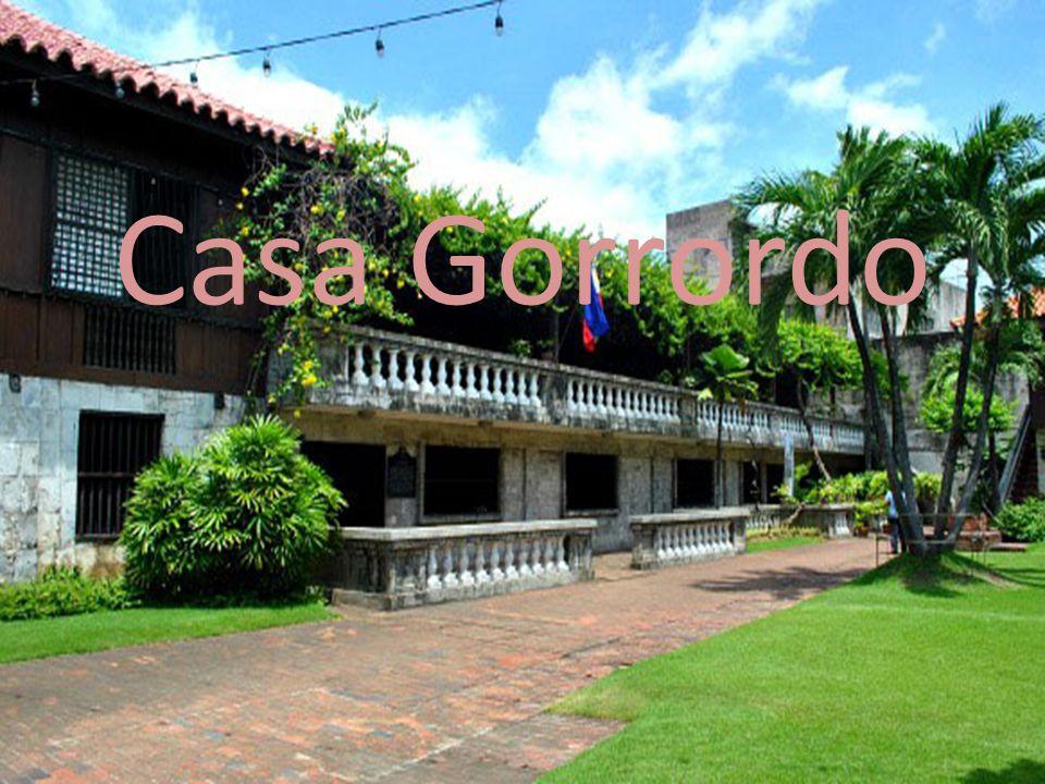 Casa Gorrordo