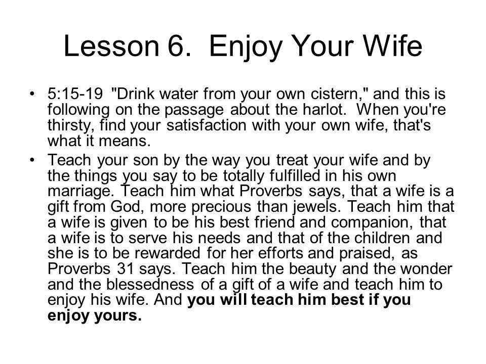 Lesson 6.
