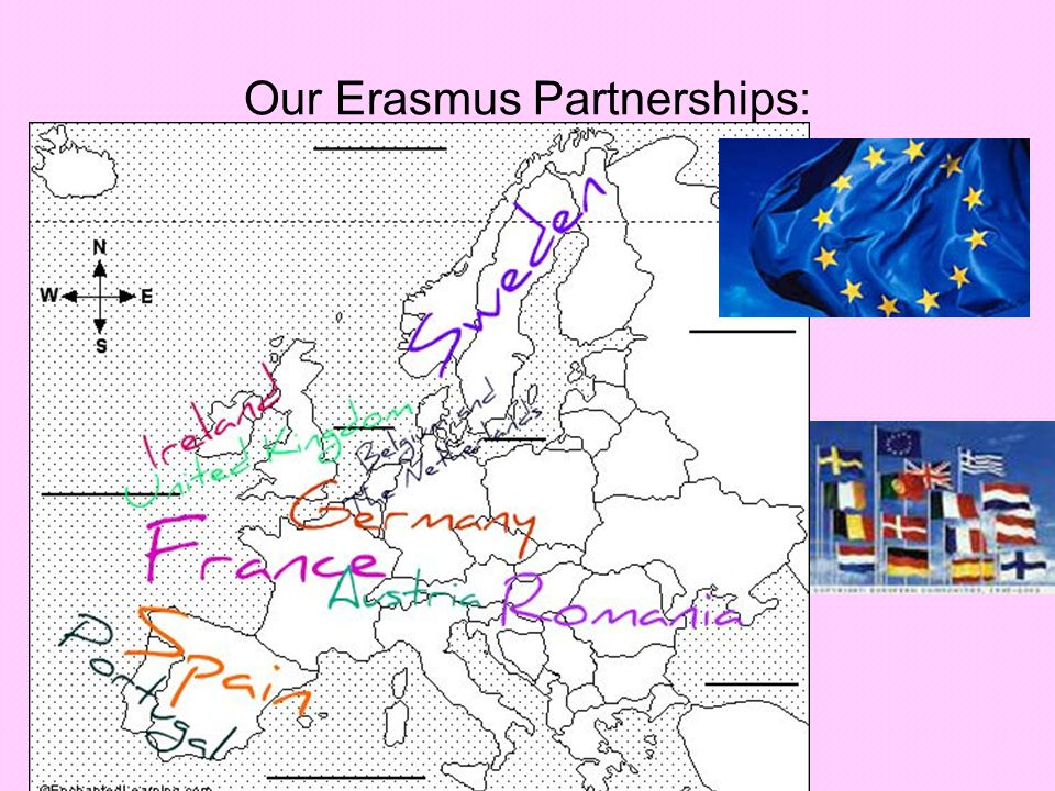 Our Erasmus Partnerships: