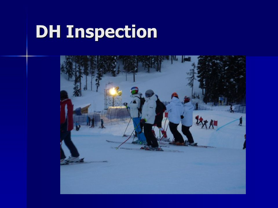 DH Inspection