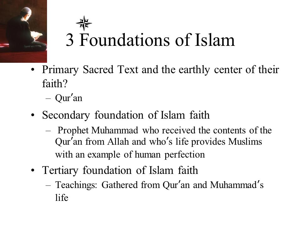 Fast Facts on Islam (based upon the film) True or False Islam is the one of the world's largest religions. __________________ Islam is the ___________