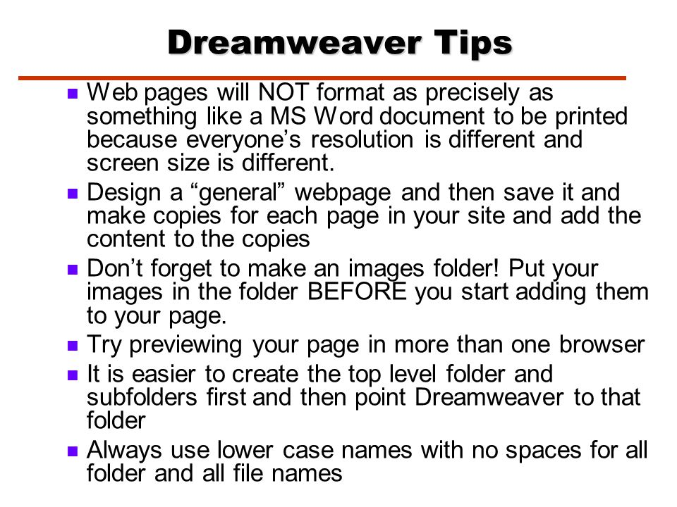 1. 1. Draw a layout of your website using tables (use fixed 780 pixels for width)