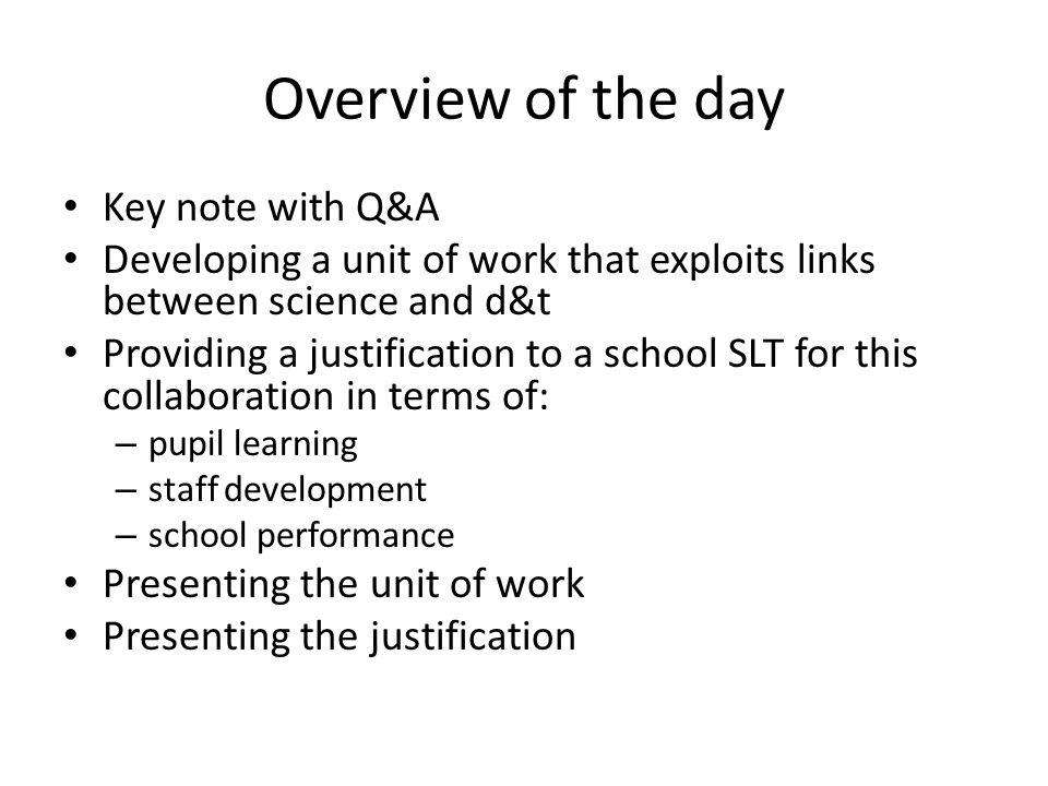 Keynote Overview STEM.