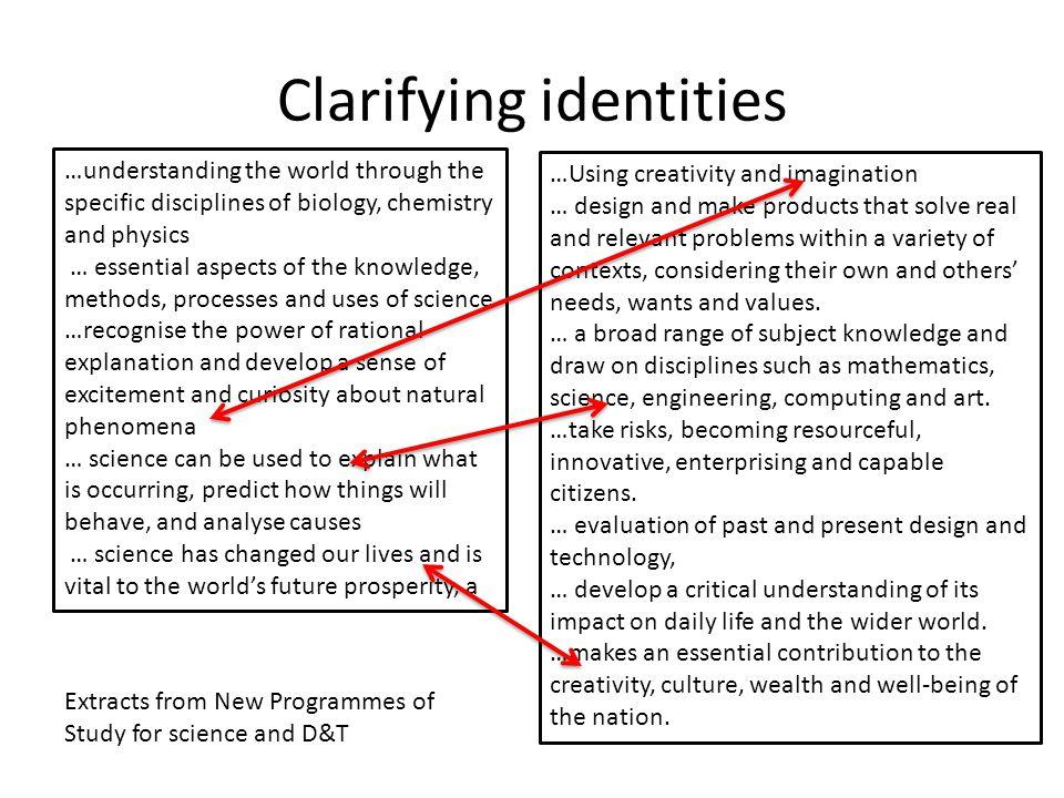 Phenomenon Observation leading to descriptions i.e.